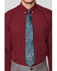 Urban Outfitters - Urban Renewal Vintage Graphic Tie - Lyst