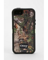 Urban Outfitters - Otterbox Camo Iphone 5 Case - Lyst