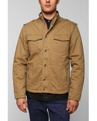 Urban Outfitters -  New Valley Military Jacket - Lyst
