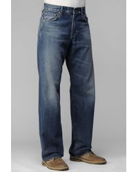 7 For All Mankind Relaxed Fit Jeans - Lyst