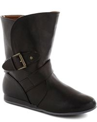 ModCloth | Cider Donut Boot in Black | Lyst