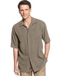 Tommy Bahama Catalina Twill Shirt - Lyst