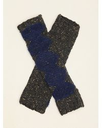 Free People - Marled Armwarmers - Lyst