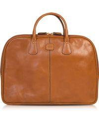 Bric's - Life Pelle Genuine Leather Pc Holder - Lyst