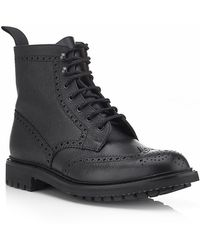 Church's Mcfarlane 2 Leather Ankle Boot - Lyst