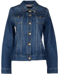 Fred Mello Denim Outerwear - Lyst