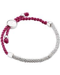 Links of London - Effervescent Xs Cord Bracelet - Lyst