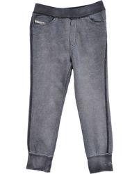 Diesel Sweat Pants - Lyst
