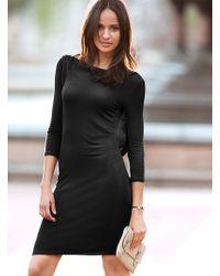 Victoria's Secret Cowlback Mini Dress - Lyst