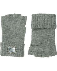 ASOS - Alice Hannah Gem Fingerless Gloves - Lyst