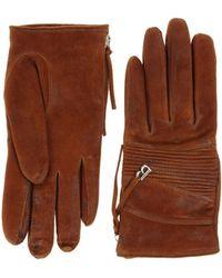 Balmain Gloves - Brown