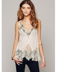 Intimately - Bell Trapeze Cami - Lyst