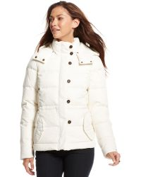 Tommy Hilfiger Longsleeve Quilted Puffer - Lyst