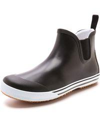 Tretorn Strala Boots - Black