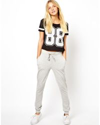 Asos Tall T-Shirt With V-Neck - Lyst