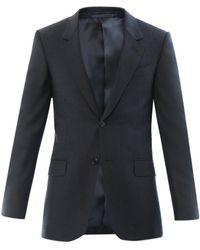 Cerruti 1881 Two Button Blazer - Blue