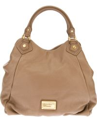 Marc By Marc Jacobs Fran Slouchy Tote - Natural