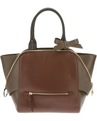 Paule Ka - Structured Tote - Lyst