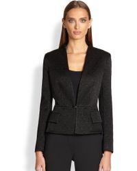 Etro Cloque Brocade Jacket - Lyst