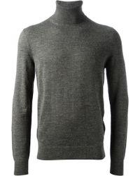 Gucci Roll Neck Sweater - Gray