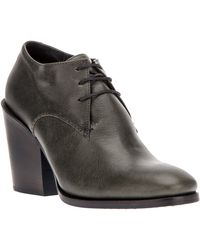 Haider Ackermann Laceup Ankle Boots - Lyst