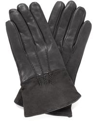 Paul Smith - Cashmere-lined Leather Gloves - Lyst