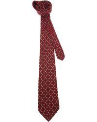 Valentino Vintage Patterned Tie - Lyst