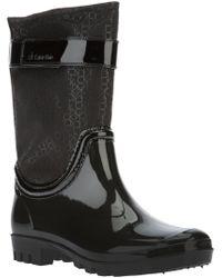 CALVIN KLEIN 205W39NYC - Wellington Boot - Lyst
