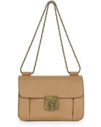 Chloé Medium Elsie Shoulder Bag - Lyst