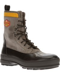 DSquared² - Military Desert Style Boot - Lyst