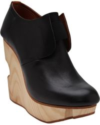 Ets Callatay Wedge Booties - Lyst