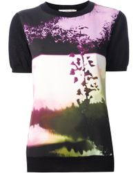Mary Katrantzou Woodstock Printed Top - Lyst