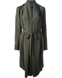 Unconditional | Belted Coat Dress | Lyst
