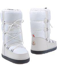 Moncler Boots - Lyst