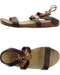 Shofolk Sandals - Lyst