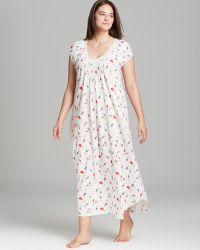 Carole Hochman - Plus Fresco Roses Long Gown - Lyst