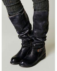 Bed Stu - Bonnor Tall Boot - Lyst