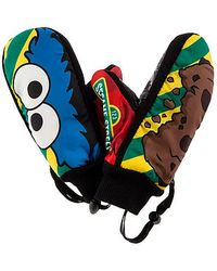 Neff The Cookie Mittens - Multicolor
