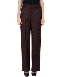Marc Jacobs Casual Pants - Lyst