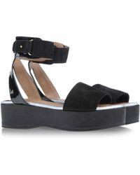 Minimarket - Sandals - Lyst