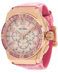 TW Steel - Ceo Tech 44mm Chronograph - Lyst