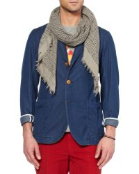 Marc By Marc Jacobs - Starprint Cotton Scarf - Lyst