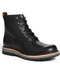 Ugg Huntley Plain Toe Boot - Lyst