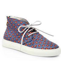 Del Toro Ladybug Chukka Sneakers - Lyst