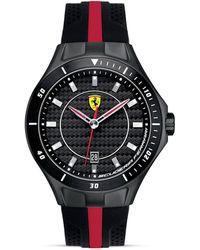 Scuderia Ferrari - Race Day Analog Watch 44mm - Lyst