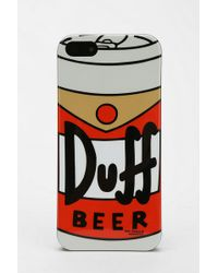 Urban Outfitters - Duff Beer Iphone 55s Case - Lyst