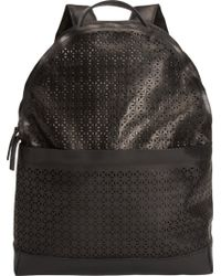 Marsèll - Geometric-Lasercut Backpack - Lyst
