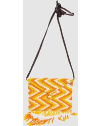 Antik Batik Small Fabric Bag - Lyst