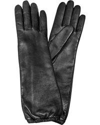 Cynthia Rowley Gloves Lambskin - Black