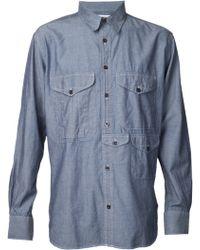 Filson Cruiser Shirt - Blue